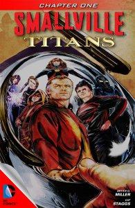 Smallville Titans #1
